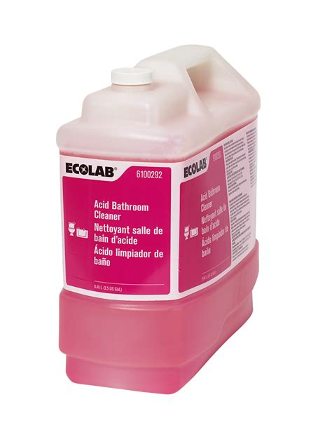 Acid Bathroom Cleaner by Acid Bathroom Cleaner