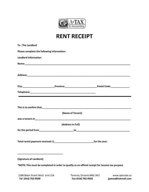 Free Receipt Template Filetype Doc by Rent Receipt Sle Resume Sle