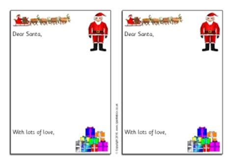 letter to santa template eyfs eyfs ks1 christmas activities and crafts sparklebox