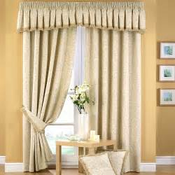 Curtains With Valance Folia Jacquard Pencil Pleat Curtain Valance Pelmet