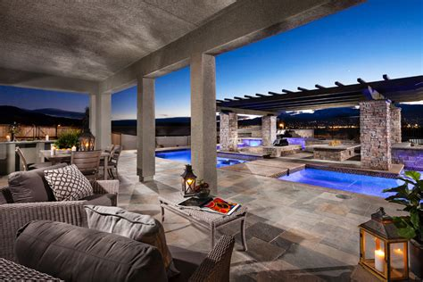 New Luxury Homes For Sale in Reno, NV   Estates at Saddle