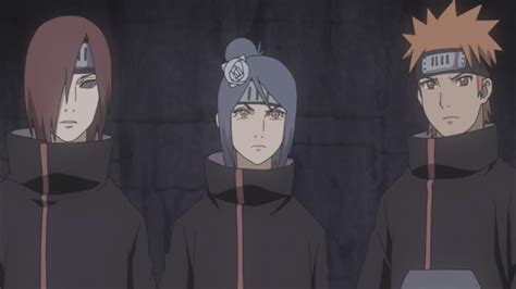the new akatsuki narutopedia the naruto encyclopedia wiki how to image gallery konan nagato naruto