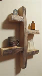 rustikale regale rustic shelves rustic bedroom ideas