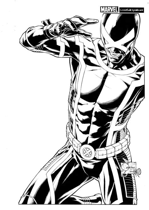 Uncanny X-Men #1 (Quesada Sketch Cover) | Fresh Comics