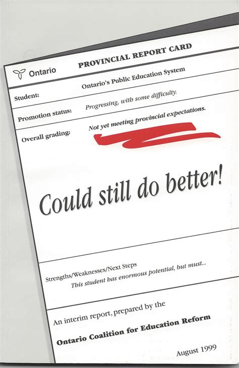 Students Progress Report Template student reports educhatter