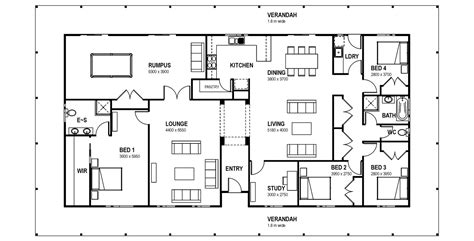 australian homestead floor plans australian homestead floor plans