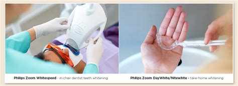 philips zoom teeth whitening at the speed of white