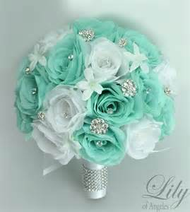 artificial wedding bouquets 17 package wedding bridal bouquet silk flowers bouquets artificial flower spa pool