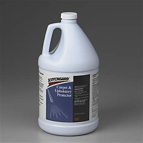 3m scotchgard carpet and upholstery protector concentrate