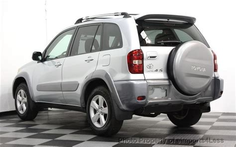 Used Toyota Suv 2005 Used Toyota Rav4 Sport Model Awd Suv At Eimports4less