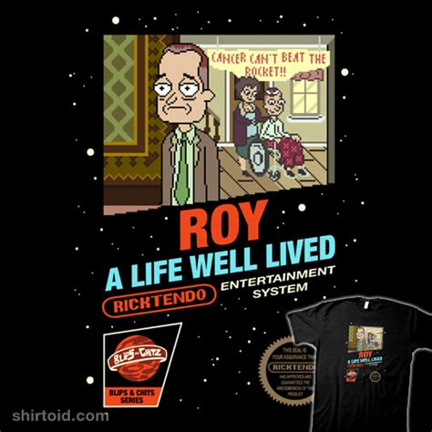 A Well Lived a well lived shirtoid