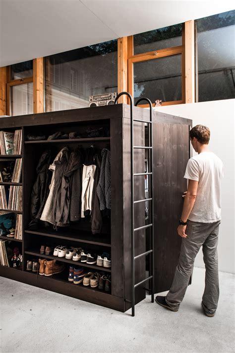 2 walkin stand alone closet interior design ideas