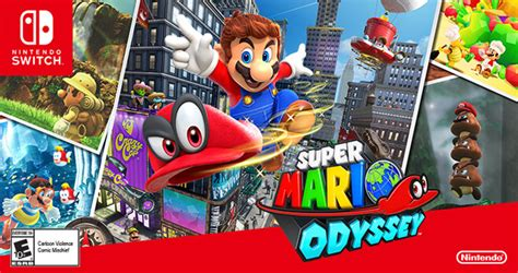 Nintendo Sweepstakes - southwest and nintendo super mario odyssey sweepstakes