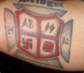 arian brotherhoods tattoos alabama aryan brotherhood