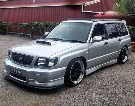 pimped subaru forester 25 best ideas about subaru forester sti on