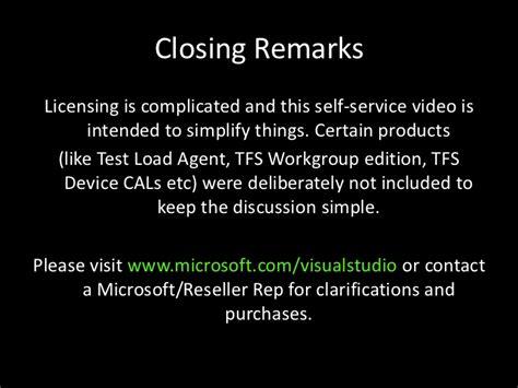 tutorial visual studio test professional visual studio msdn licensing tutorial