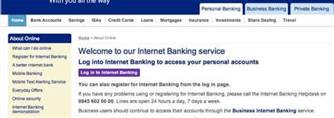 bank of scotland portal bank of scotland banking login on www