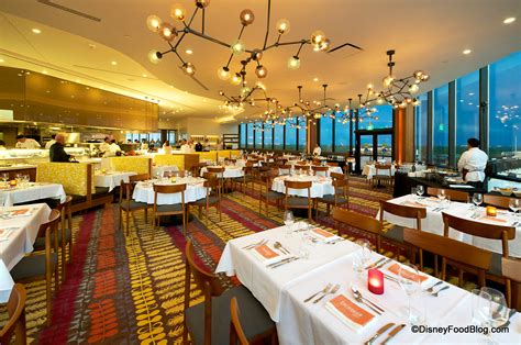 the grill room restaurant look the new california grill at disney s