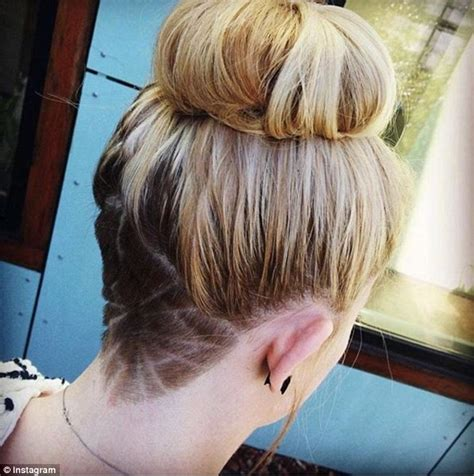 Hair Tattoo Online   hair tattoos let you show off your follicle art to friends
