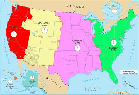 us map time zone clock time and time zones mrdowling