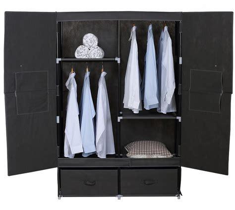 stoff kleiderschrank stoff textil kleiderschrank schuhschrank mit fl 252 gelt 252 r