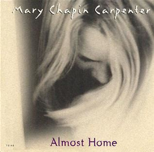 almost home chapin carpenter song