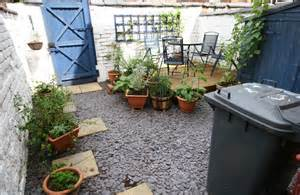How To Landscape My Backyard Turning A Concrete Terraced Yard Into A Garden