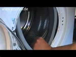 schublade kugellager reparieren waschmaschine teil 4 reparatur laugenpumpe elektronik