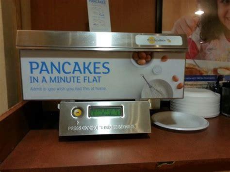 Pancake Machine G awesome pancake machine picture of sunset palms hotel inn suites kissimmee tripadvisor