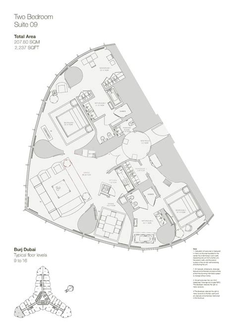 floor plan of burj khalifa 25 best ideas about hotel floor plan on pinterest
