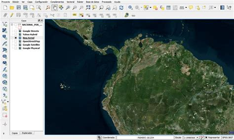 qgis tutorial google earth sincronizar arcgis con google earth el blog de franz