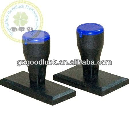 custom rubber sts toronto toronto high quality rectangle rubber st plastic handle