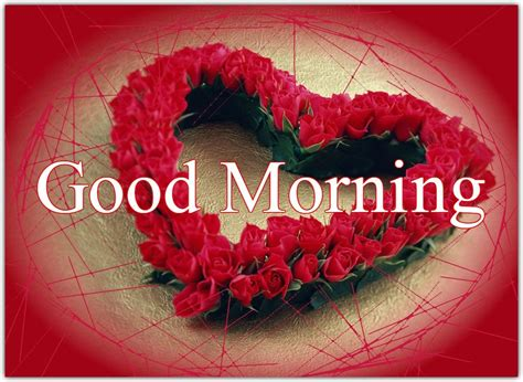 good morning love images good morning pics red roses images and quotes
