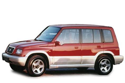1988 Suzuki Vitara Suzuki Vitara Estate Review 1988 2000 Parkers