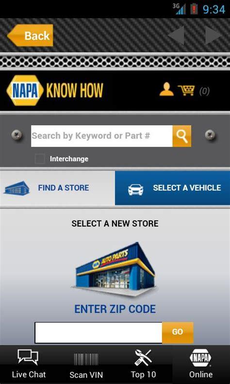 Napa Auto Parts Gift Card - napa auto parts android apps on google play