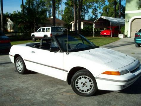 electric and cars manual 1993 mercury capri security system buy used 1993 mercury capri base convertible 2 door 1 6l in west palm beach florida united states