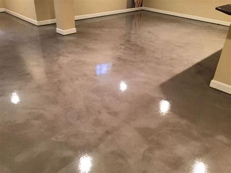 Carpet In Basement On Concrete Floor Garage Floor Epoxy Coatings And Paint Clarksville Md