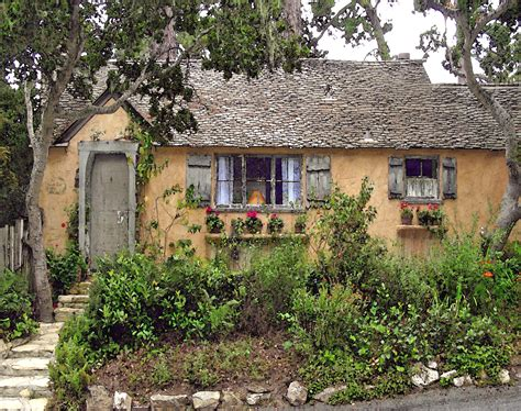 Sunwise Turn A Hugh Comstock Fairytale Cottage In Carmel Sea Cottages