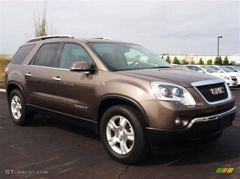 gmc acadia 2008 2008 gmc acadia pictures information and specs auto