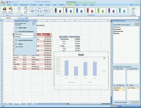 Excel 2007 Pivot Table by Hd Cc Pivot Tables Pivottable In Excel 2007 Including Compatibility Mode Basic