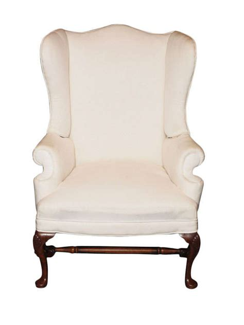 antique english wing chair at 1stdibs antique english mahogany georgian style wingback chair at