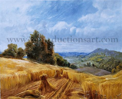 reproductions and landscape paintings landscape