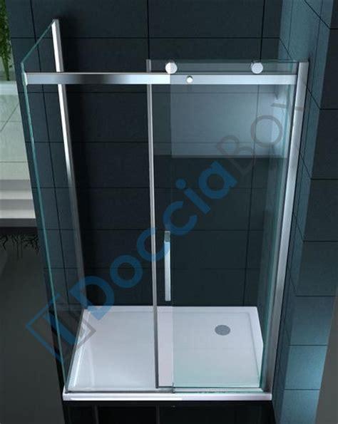 bosisio box doccia prezzi box doccia cristallo 8 mm 2 lati fisso piu scorrevole