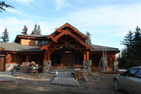 Nice Luxury Wooden And Stone Houses Ideas & Inspirations