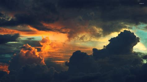 Wallpaper Cloud colorful clouds wallpaper nature wallpapers 28702