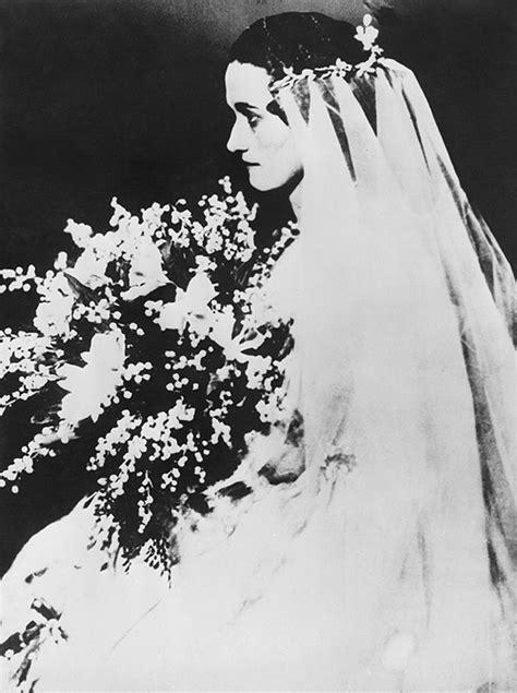 Iconic couples: Wallis Simpson and Edward VIII - Photo