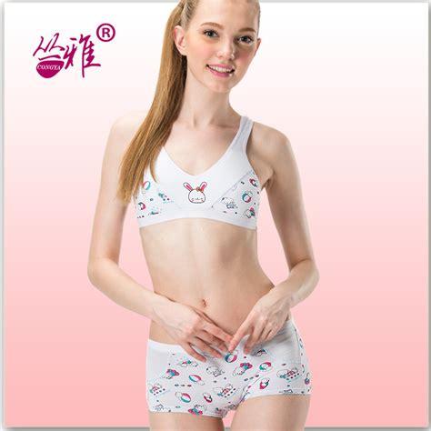 aimer junior bra panty set junior girl in panties girl underwear sets dot health set