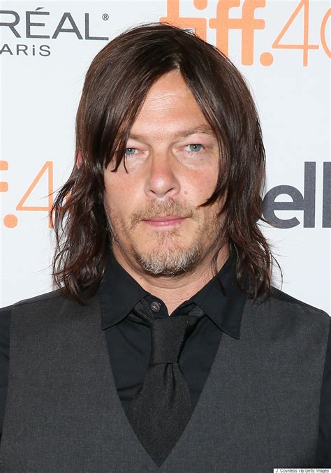 norman the norman reedus tiff 2015 the walking dead hits the big screen