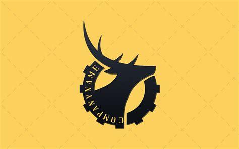 logo deer strong deer logo for sale lobotz
