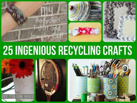 Diy Woven Rug 25 Ingenious Recycling Crafts Top Diy Ideas